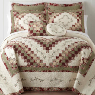 jcpenney.com | Home Expressions™ Cassandra Pieced Bedspread