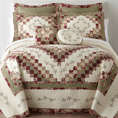 Home Expressions Cassandra Bedspread Jcpenney