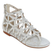 Bakers Sharnice Jeweled Sandals