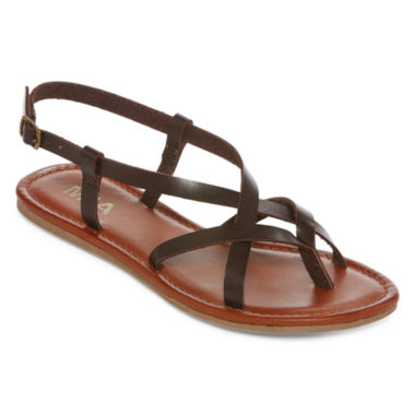 jcpenney.com | Mia Girl® Cruise Flat Sandals