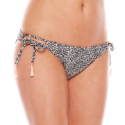 Ninety-Six Degrees Vacay Vibes Side-Tie Hipster Swim Bottoms