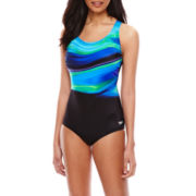 Speedo® Jetstream Ultraback One-Piece Swimsuit