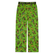 Teenage Mutant Ninja Turtles Pajama Pants - Boys 4-10