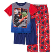 Lego Star Wars 3-pc. Pajama Set - Boys 4-12