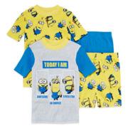 Minion 4-pc. Pajama Set - Boys 4-10