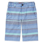Arizona Chino Shorts - Boys 8-20, Slim and Husky