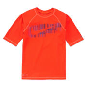 Nike® Dri-FIT Hydro Rash Guard - Boys 8-20