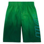 Nike® Cannonball Volley Swim Trunks - Boys 8-20
