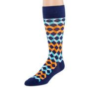 JF J. Ferrar® Mens Crew Socks - Big & Tall