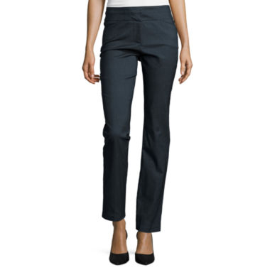 jcpenney.com | Heart & Soul® Double-Waistband Trouser Pants