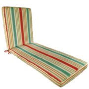 Waverly® Lovers Lane Chaise Lounge Outdoor Cushion