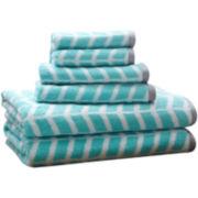Intelligent Design Laila 6-pc. Towel Set