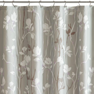 jcpenney.com | Madison Park Essentials Fulton Printed Shower Curtain