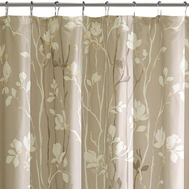 Curtains Ideas curtains madison wi : Madison Park Essentials Sonora Printed Shower Curtain - JCPenney
