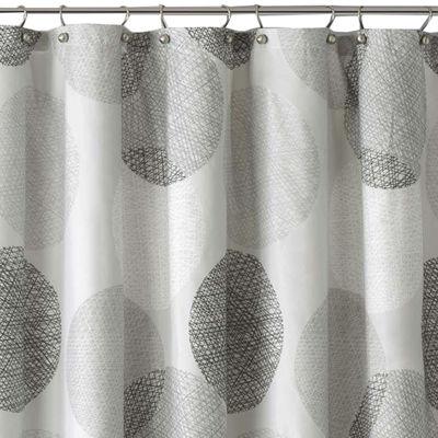 Madison Park Essentials Glendale Printed Shower Curtain