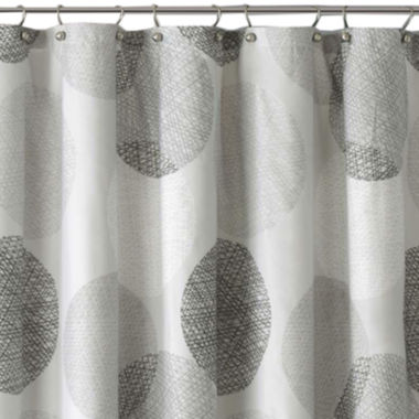 jcpenney.com | Madison Park Essentials Glendale Printed Shower Curtain