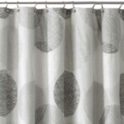Madison Park Essentials Glendale Printed Shower Curtain