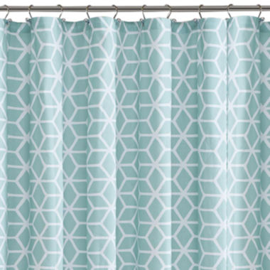 jcpenney.com | Madison Park Pure Camila Cotton Shower Curtain