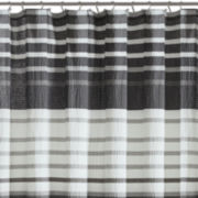 Madison Park Pure Avila Cotton Shower Curtain