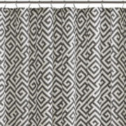 Madison Park Pure Carletta Cotton Shower Curtain