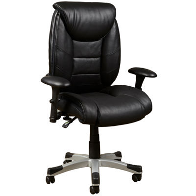 sealy posturepedic memory foam office chair - jcpenney