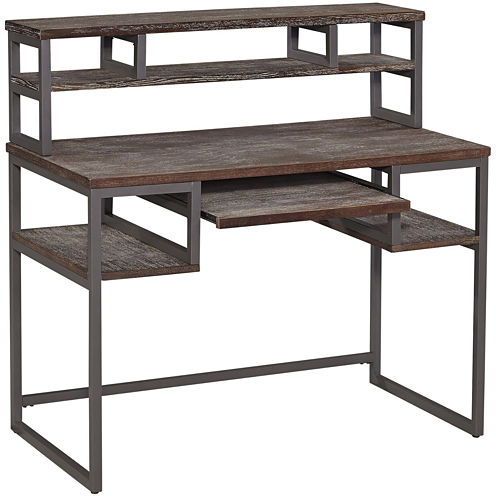 Beckley Student Desk with Hutch