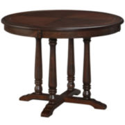 "Blue Ridge 42"" Round Dining Table"