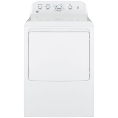 jcpenney.com | GE® 7.2 cu. ft. Capacity Aluminized Alloy Drum Electric Dryer