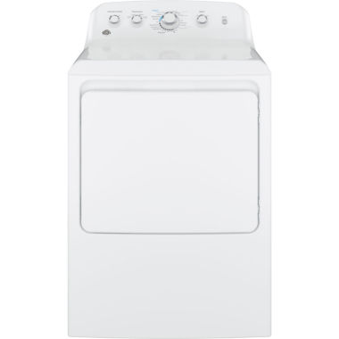 jcpenney.com | GE® 6.2 cu. ft. Capacity Aluminized Alloy Drum Electric Dryer