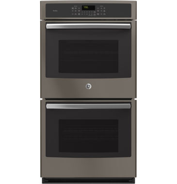 "jcpenney.com | GE Profile™ Series 27"" Built-In Double Convection Wall Oven"