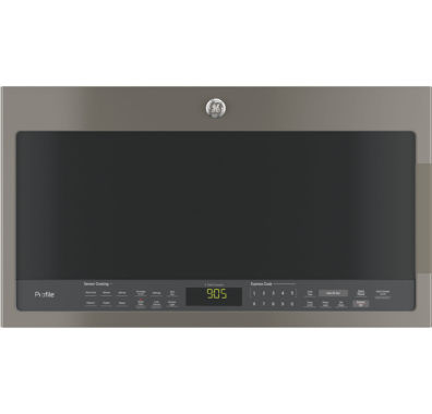 jcpenney.com | GE Profile™ Series 2.1 Cu. Ft. Over-The-Range Sensor Microwave Oven