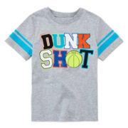 Okie Dokie® Football Tee - Preschool Boys 4-7