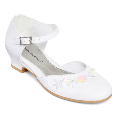 jcpenney.com | Christie & Jill Isla Girls Mary Janes - Little Kids