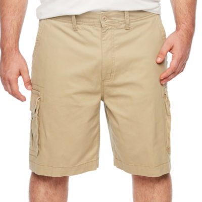 The Foundry Big & Tall Supply Co. Chino Cargo Shorts Big And Tall by The Foundry Supply Co.