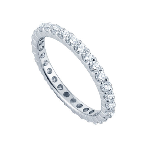 1 CT. T.W. Diamond Band