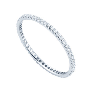 jcpenney.com | 1/4 CT. T.W. Diamond Eternity Band