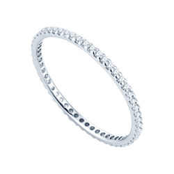 1/4 CT. T.W. Diamond Eternity Band
