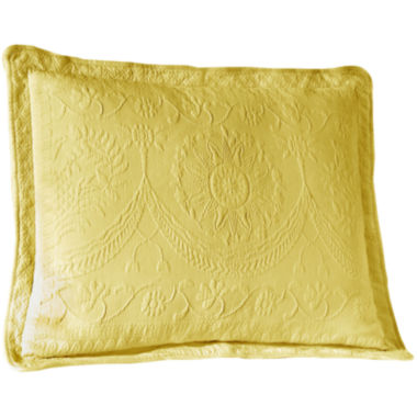 jcpenney.com | Historic Charleston Collection™ King Charles Matelassé Pillow Sham