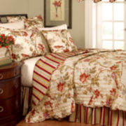 Waverly® Charleston Chirp Quilt Set & Accessories