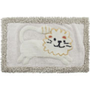 Creative Bath™ Animal Crackers Bath Rug