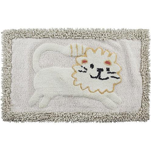 Creative Bath™ Animal Crackers Bath Rug
