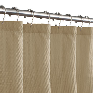jcpenney.com | Maytex Microfiber Textured Shower Curtain Liner