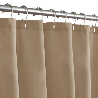 jcpenney.com | Maytex Fabric Shower Curtain Liner
