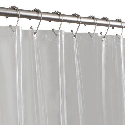 Maytex 5 Gauge 70x71 PVC Shower Curtain Liner