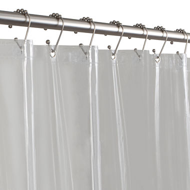 8 Gauge Peva Shower Curtain Liner