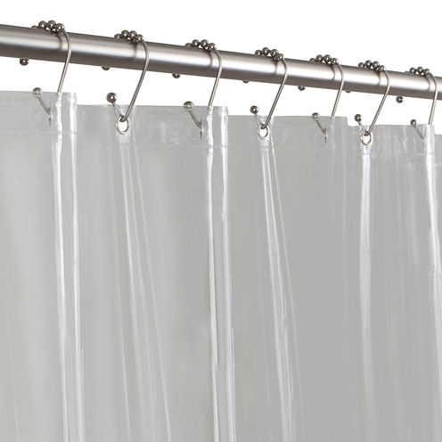 Maytex 8-Gauge Peva Stall Shower Curtain Liner