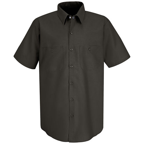 Red Kap® SP24 Industrial Solid Work Shirt