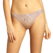 Marie Meili Verity Thong Panties