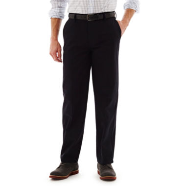 jcpenney.com | St. John's Bay® Worry Free Relaxed-Fit Flat-Front Pants