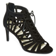 a.n.a® Valerie Strappy Lace-Up Sandals